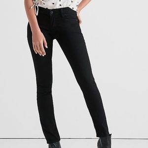 Lucky Brand Lolita Skinny ankle midrise Jeans Blac